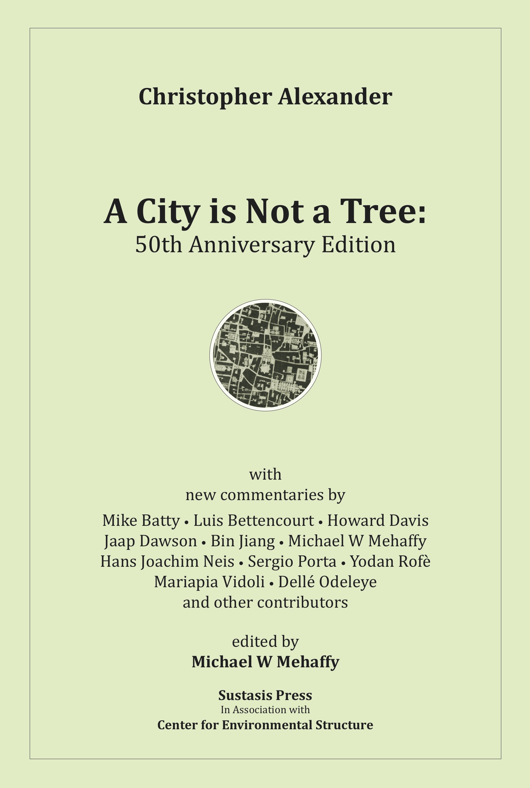 A City is Not a Tree - 50th Anniversary Edition